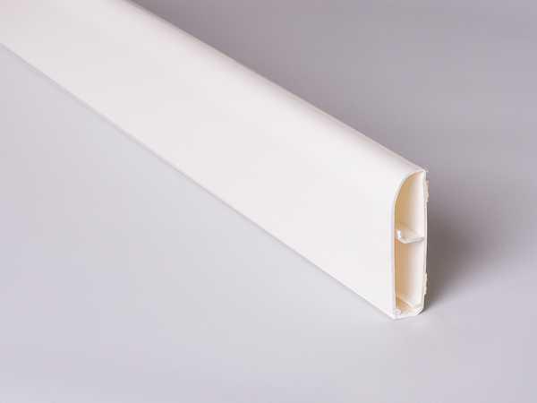 Primo Cover(it) Kabelkanal 15x65mm nordic weiß - selbstklebend