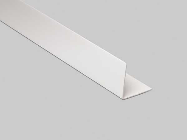 Primo Winkelleiste Weiss 40x40mm Kunststoffwinkel Selbstklebend Winkelleisten Wand Deckenleisten Sovida De