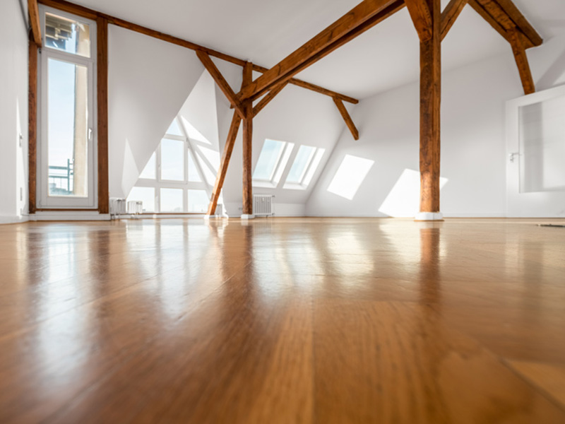 Dachausbau: Räume Mit Dachschrägen Gestalten